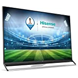 Hisense 75 Inch UHD Smart TV, 75U9A - Black