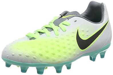 b3699ff39338 Amazon.com | Nike Junior Magista Opus II FG Football Boots 844415 Soccer  Cleats | Soccer