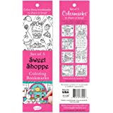 Re-marks Sweet Shoppe - 5 Coloring Bookmarks