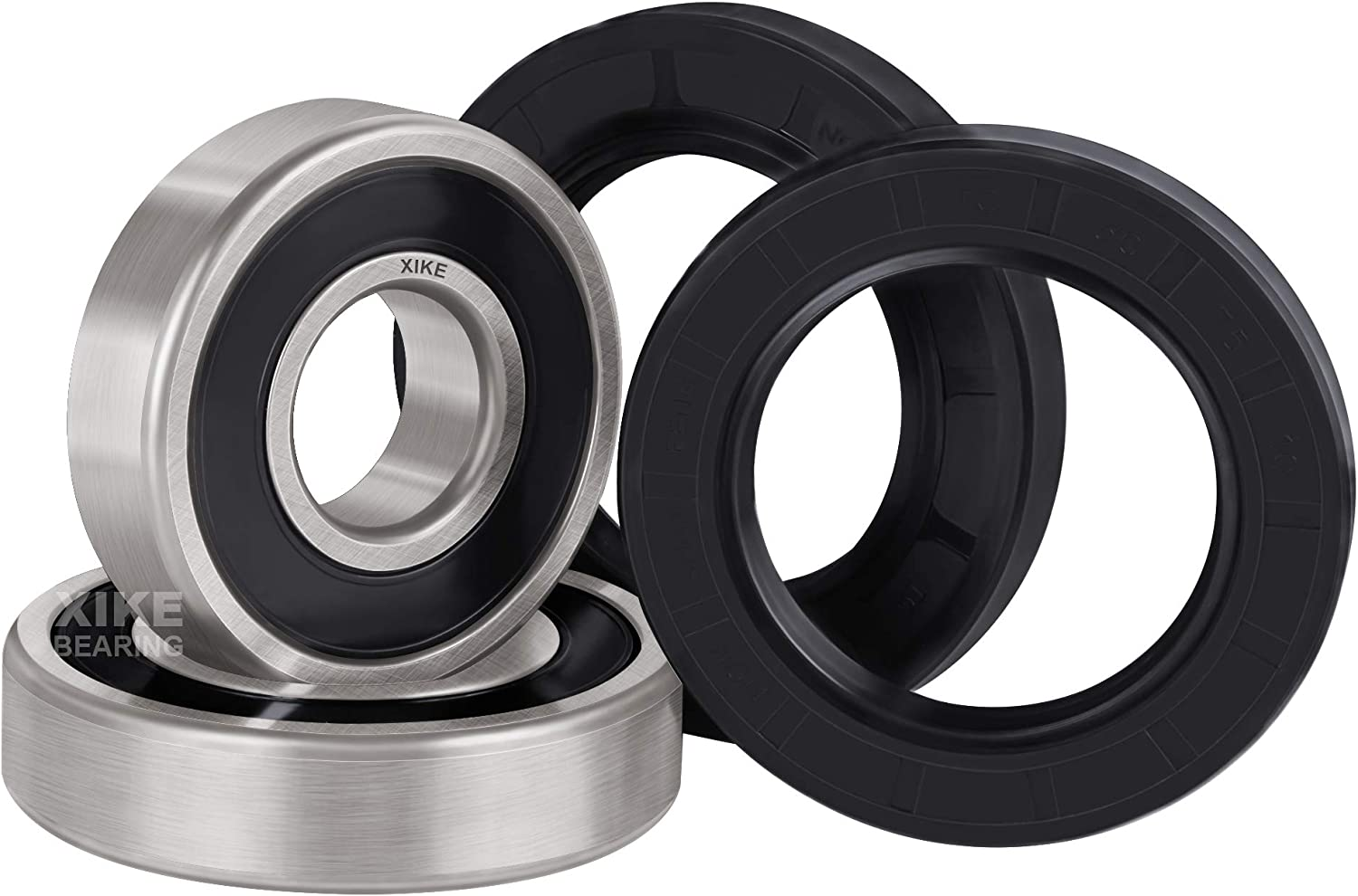 Front Load Washer Tub Bearing & Seal Kit W10772619, W10290562 and W10283358, Replacement for Whirlpool and Maytag Etc.