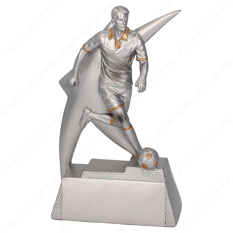 tecnocoppe Trofeo Calcio h 16,50 cm Premiazione