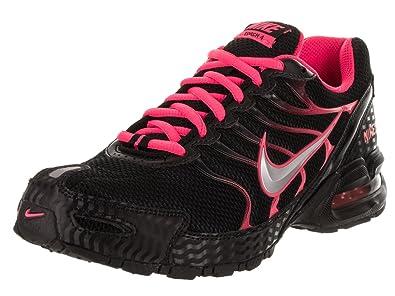buy popular e2761 356a9 ... order nike womens air max torch 4 running shoes 5 m us black metallic  f04f5 a7741