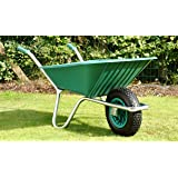 Green County Clipper Wheelbarrow (90-110 ltr)