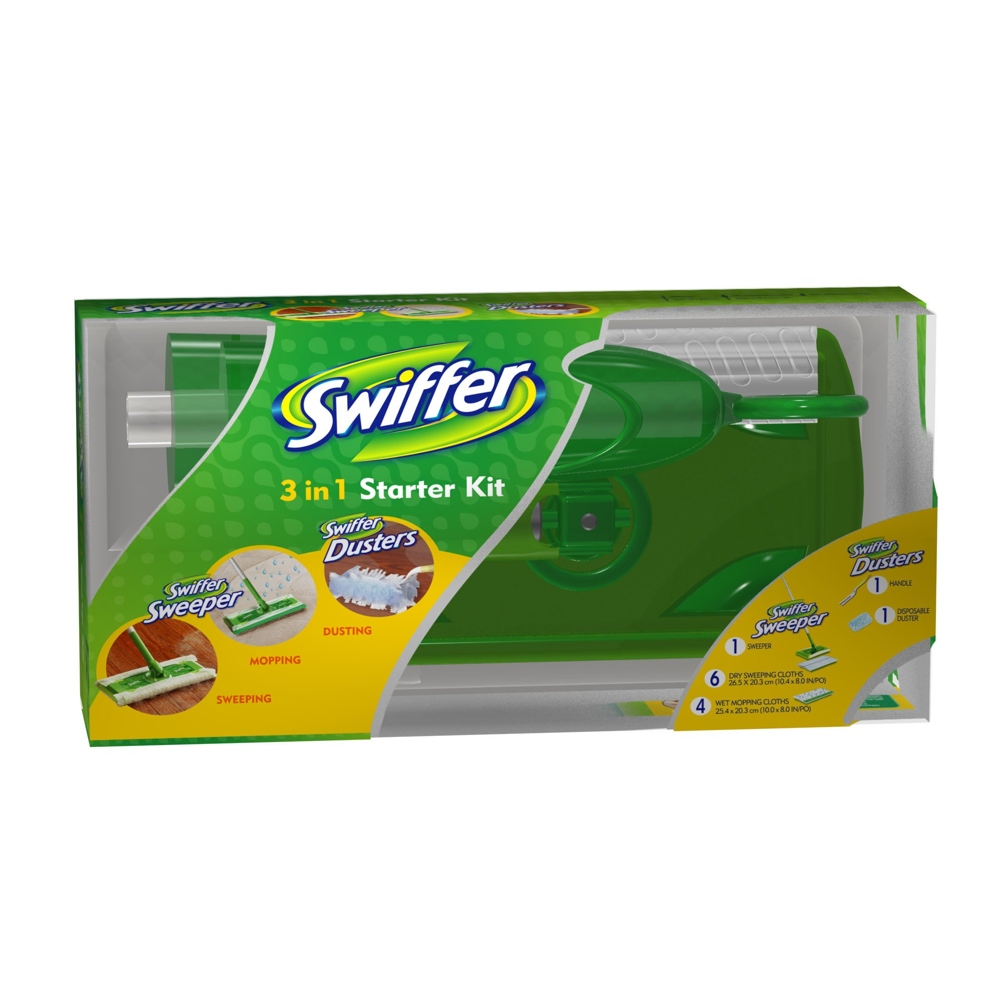 Amazon Com Swiffer Sweeper Dry Sweeping Cloth Refills 48
