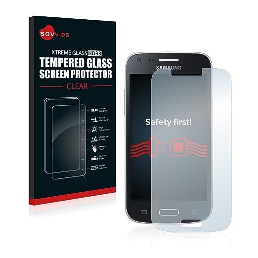 9 opinioni per Savvies Vetro per Samsung Galaxy Core Plus G350 Pellicola Vetro Temperato, Vetro