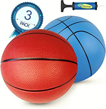 Amazon.com: MICROFIRE - Baloncesto hinchable de repuesto ...
