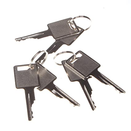 Amazon com: Friday Part Ignition Key 6693241 for Bobcat 751 753 763