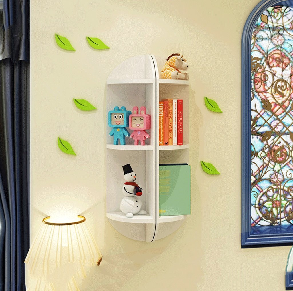 Amazon.com: DGF Wall Shelves, Modern Living Room Bedroom Study ...