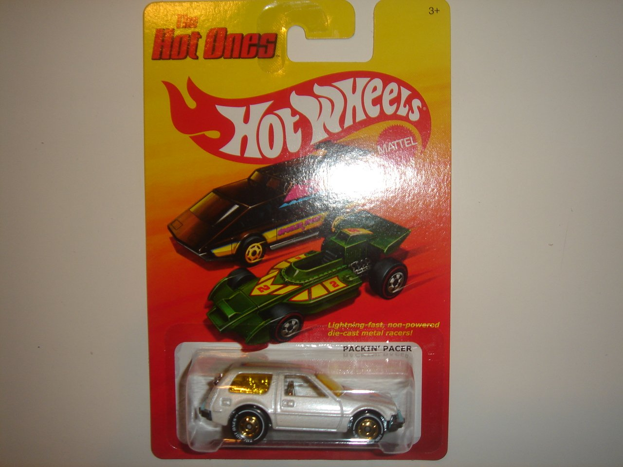 PACKIN' PACER (CHASE PIECE LIMITED EDITION