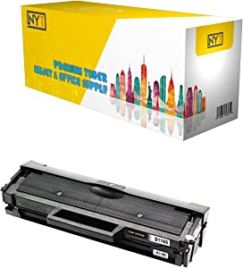 NYT Compatible Toner Cartridge Replacement for Dell 1160 (331-7335) for Dell B1160, B1160W, B1163w, B1165nfw (Black, 1-Pack)