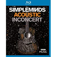 Simple Minds: Acoustic in Concert [Blu-ray]