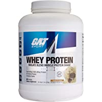 German American Technology Mezcla de Proteínas y Aminoácidos Whey Protein, Cookies and Cream, 5 lb