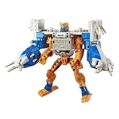 Tra CYB Spark Armor Cheetor: Toys & Games