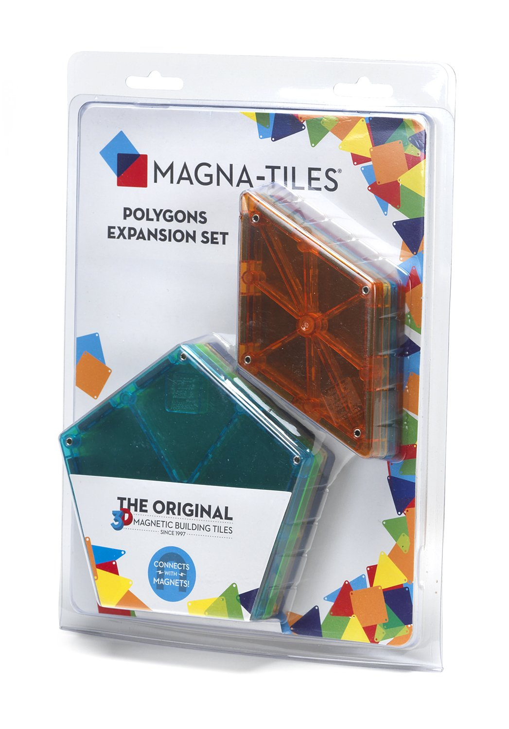 Magna-Tiles 15718 Polygons 8 Piece Expansion Set Review