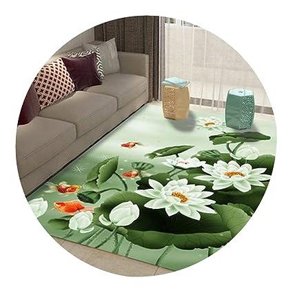 Amazon.com: Alfombras chinas de la flor nacional de la ...