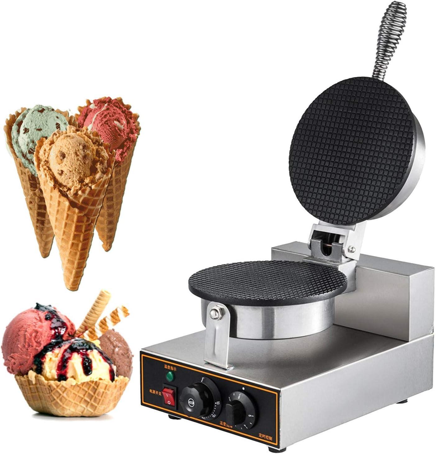 Happybuy Waffle Cone Maker