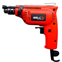 iBELL Pistol Grip Drill Machine ED06-79/91,230W,4500RPM,6.5MM with 6 Months Warranty