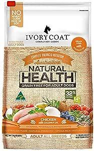 Ivory Coat Adult and Senior Chicken & Coconut 13kg Grain Free Dog Food