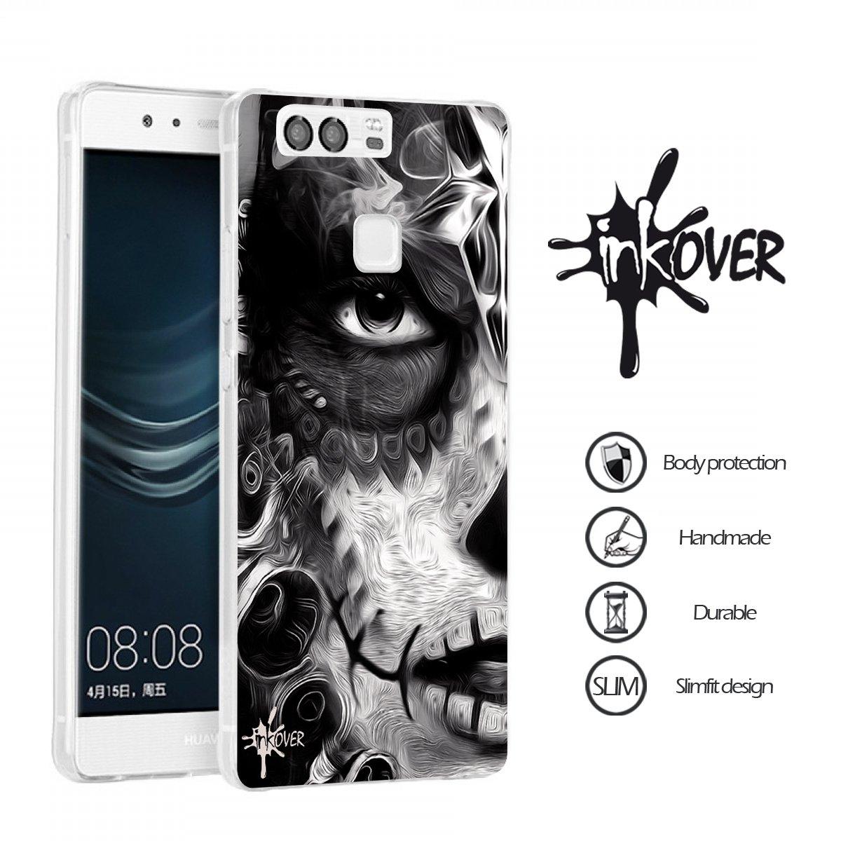 Funda Huawei P9 - INKOVER - Funda Carcasa Case Bumper Protección ...