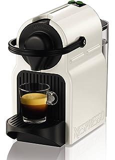 Nespresso XN1001 Krups Inissia -Cafetera de cápsulas, 19 bares, compacta, apagado automático