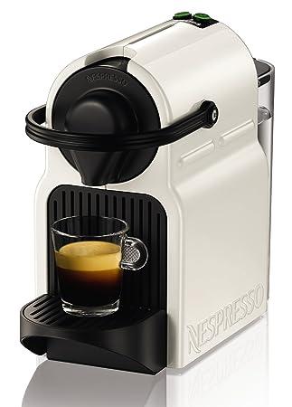 Nespresso Krups Inissia Xn1001 - Cafetera De Cápsulas, Color ...