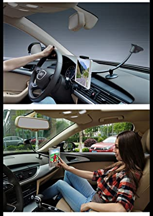 Amazon.com: Magichold 360º Rotating Double Hold Car Mount/holder for ...