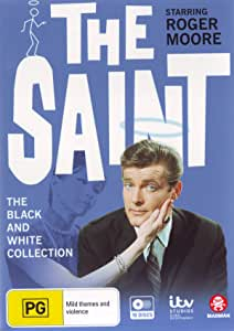 The Saint - The Black And White Collection
