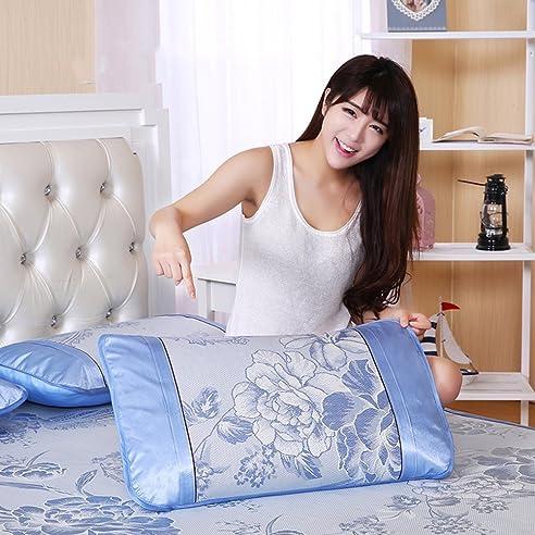 Sommer Kühl Kissenbezug Hülle Kissen Kern Anti Mite Pillowslips Schutz Allergie  Kissen Set B