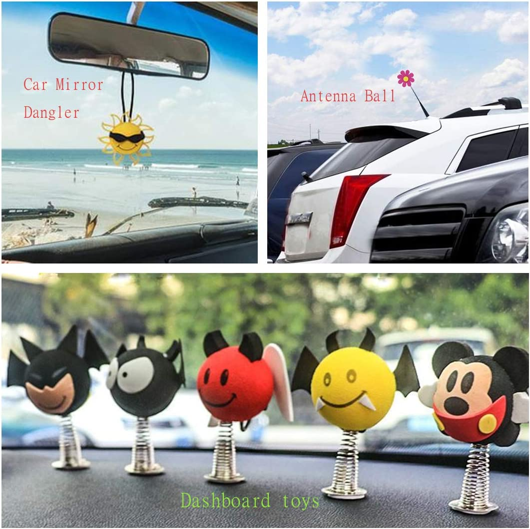 Antenna Tops Car Antenna Topper//Antenna Ball//Mirror Dangler