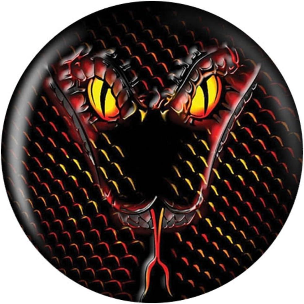 Brunswick Snakeグローviz-a-ball  8 lbs