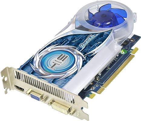 His Radeon HD 4670 IceQ - Tarjeta gráfica - Radeon HD 4670 - 1 GB ...