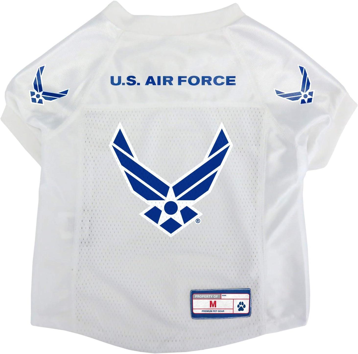Littlearth US Air Force Pet Jersey