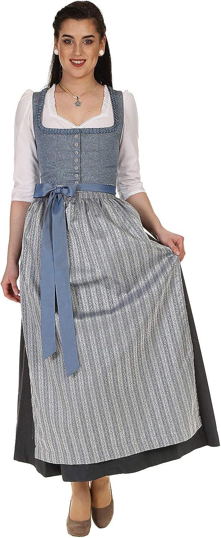 Konigssee Tracht Damen Dirndl Festlich Kleid Tracht Lang Mit Muschelrusche D821043ri Barbel Muschel Trachten Bekleidung Suenaacampo Com