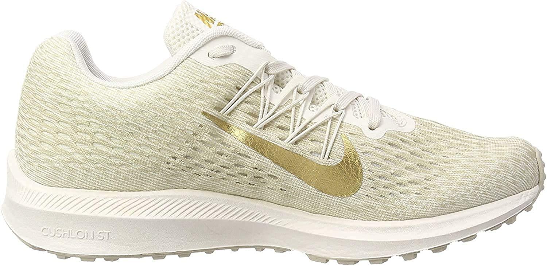 Nike Wmns Zoom Winflo 5, Zapatillas de Running para Mujer, Gris ...