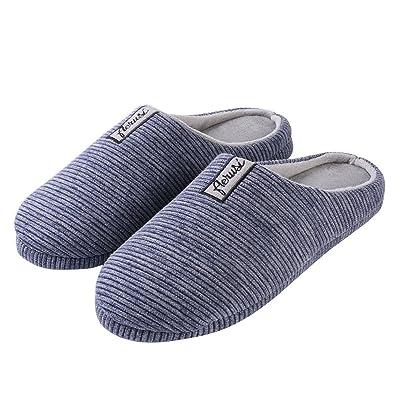 Amazon.com | Aerusi Trento Men's Or Women's House Slip on Slippers | Slippers