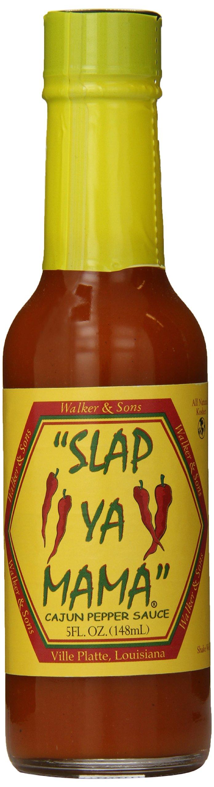 Slap Ya Mama Cajun Pepper Sauce,  5 Ounce