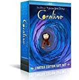 Coraline (Limited Edition Gift Set) [Blu-ray]