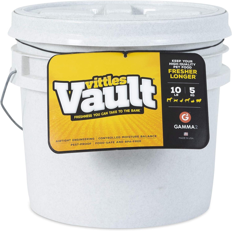 Gamma2 Vittles Vault