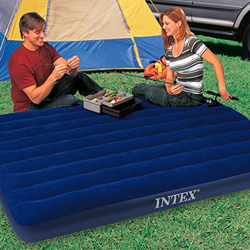 Intex Classic Downy Airbed for camping