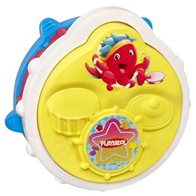 Playskool Rocktivity Pound N Jam Drum: Toys & Games