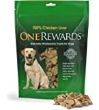 One Rewards Chicken Liver Freeze Dried Dog Treats, 20-Ounce