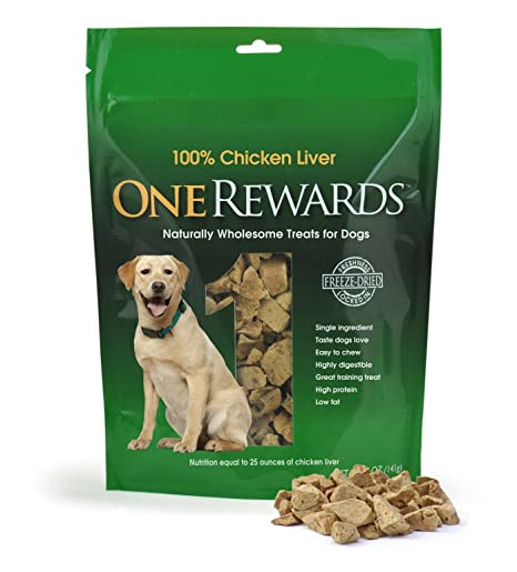Amazon one rewards chicken liver freeze dried dog treats 20 one rewards chicken liver freeze dried dog treats 20 ounce forumfinder Image collections