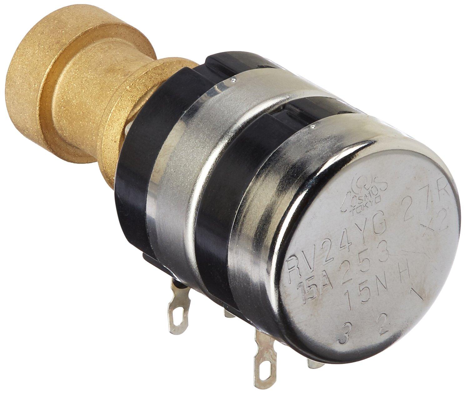 Ernie Ball 25K Volume Pedal Potentiometer, for 6167 Stereo Pedal