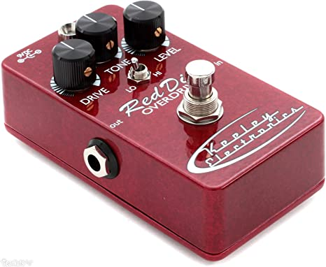 Keeley Red Dirt · Pedal guitarra eléctrica: Amazon.es ...