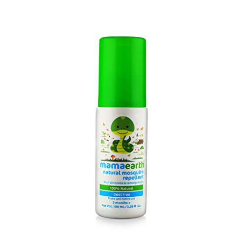 Mamaearth Natural Insect Repellent for babies (100 ml)