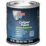 POR-15 42606 Black Caliper Paint - 8 fl. oz.