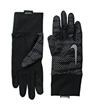 Nike Graphic Men's Vapor Flash Reflective Run Gloves 2.0