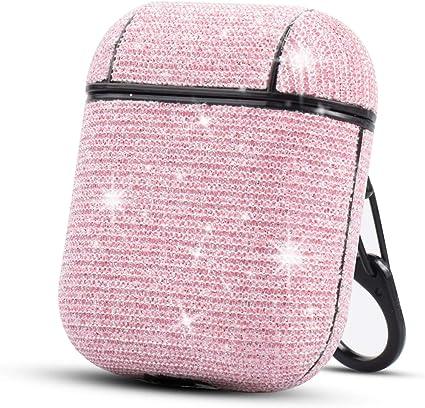 Amazon Com Hidahe Airpod Case Cute Skin For Airpods Girly