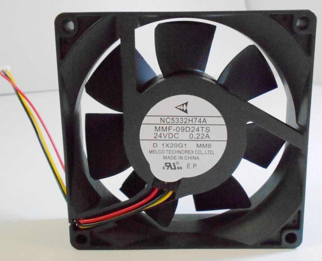 for iginal MITSUBISHI NC5332H74A MMF-09D24TS-MM6 0.22A Fan 90*90*25mm