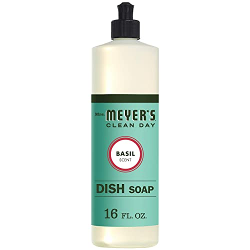 Mrs. Meyer's Dish Soap Basil